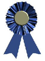 A Blue Ribbon Award