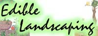 The Edible Landscaping Logo