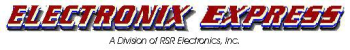 Electronix Express Logo