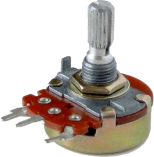 A potentiometer