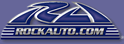 The RockAuto Logo